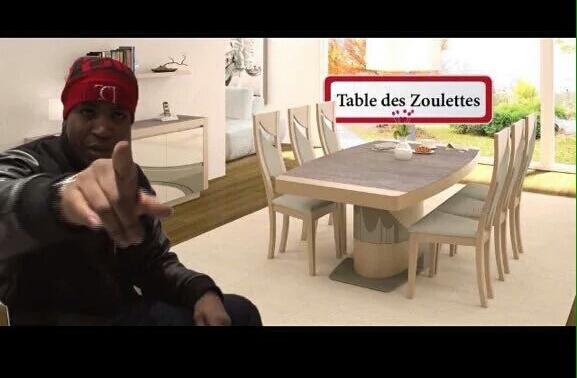 La Table Des Zoulettes Lecritiqueur